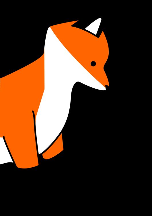 Carnivoran,Artwork,Fox