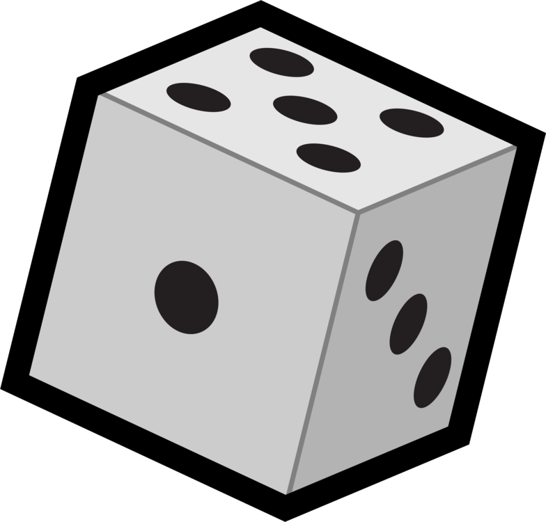 download dice drawing game graphic arts free commercial clipart