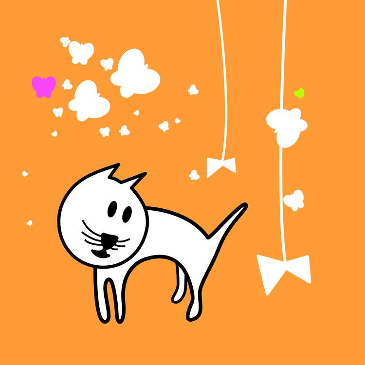 Art,Carnivoran,Kitten