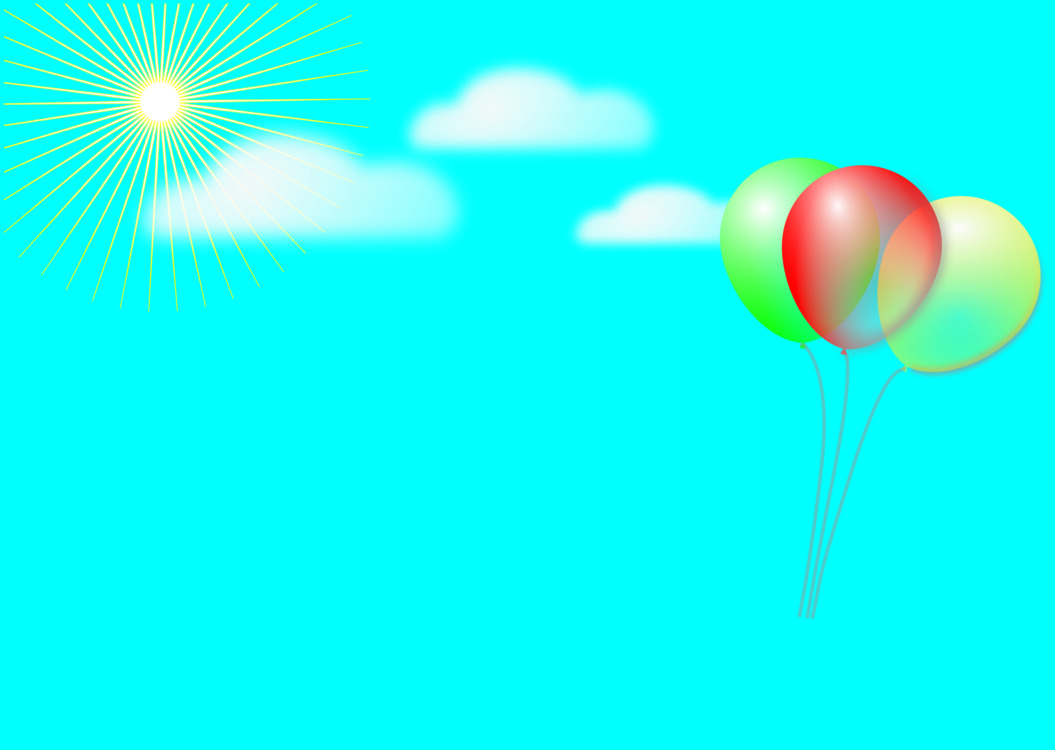 Leaf,Balloon,Sky