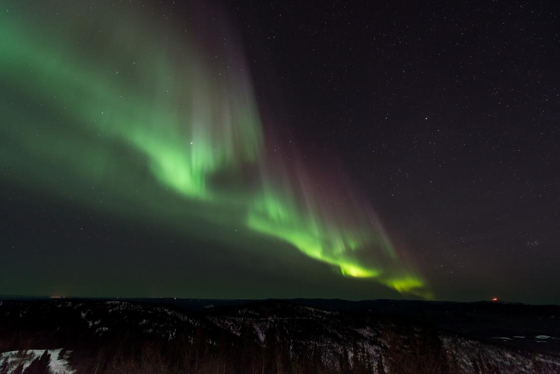 Atmosphere,Midnight,Aurora