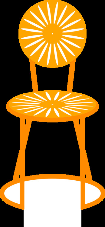 Chair Chinese Characters Line Love