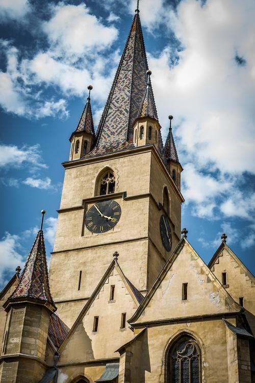 Building,Parish,Medieval Architecture