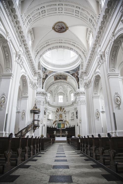 Basilica,Symmetry,Classical Architecture