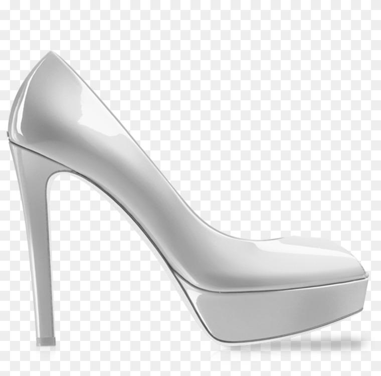 c80d2bec887e High-heeled shoe Absatz Woman White CC0 - High Heeled Footwear ...