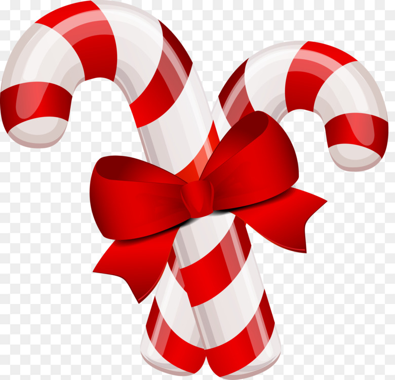 candy cane stick candy ribbon candy lollipop - Christmas Candy Canes