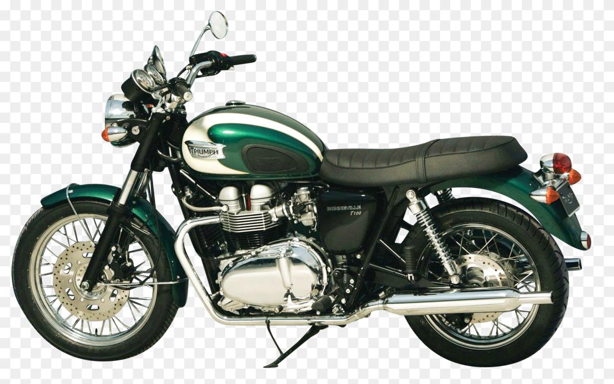 Triumph motorcycles bonneville