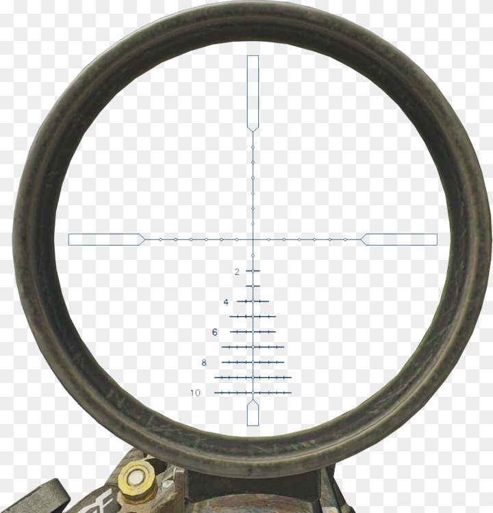 Circle,Angle,Telescopic Sight
