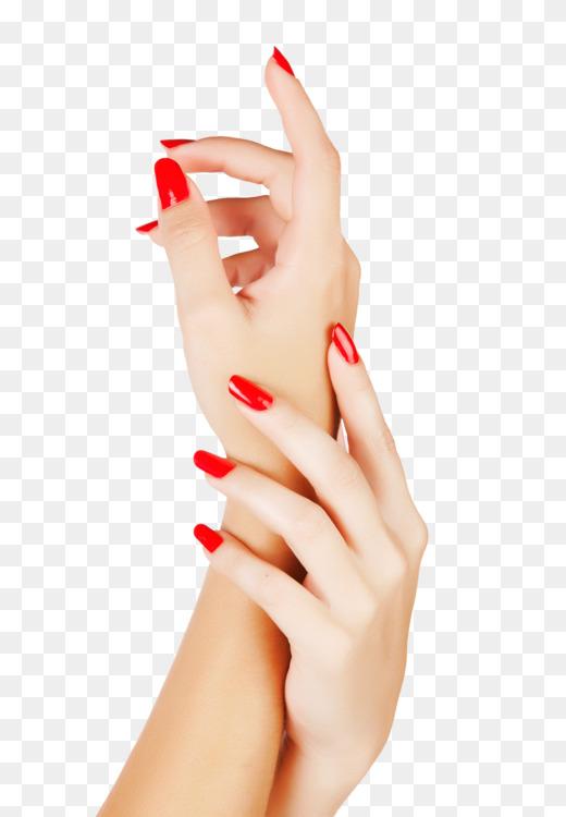 Nail Polish Manicure Art Hand