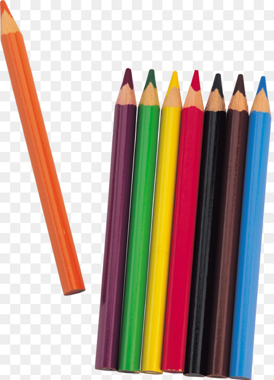 Pencil,Crayon,Writing Implement