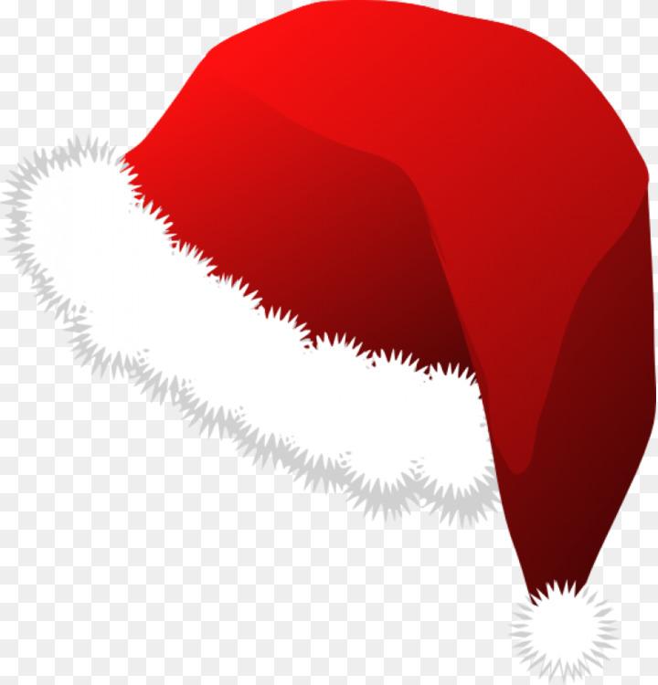 e9e6748849ffc Santa Claus Christmas Santa suit Hat CC0 - Red