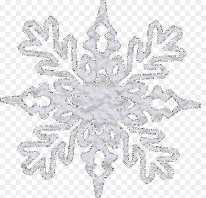 snowflake christmas ornament christmas decoration crystal