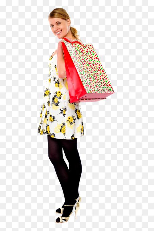Woman Shopping Fashion Free Png Image Woman Shopping Royalty Free
