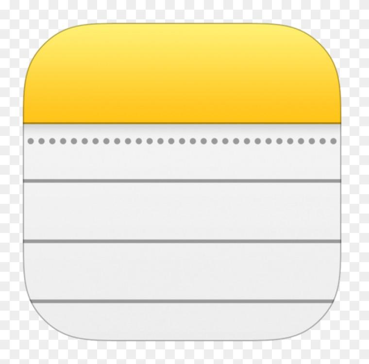 Notes Computer Icons Apple iOS 9 IPad CC0 - Angle,Text,Material CC0