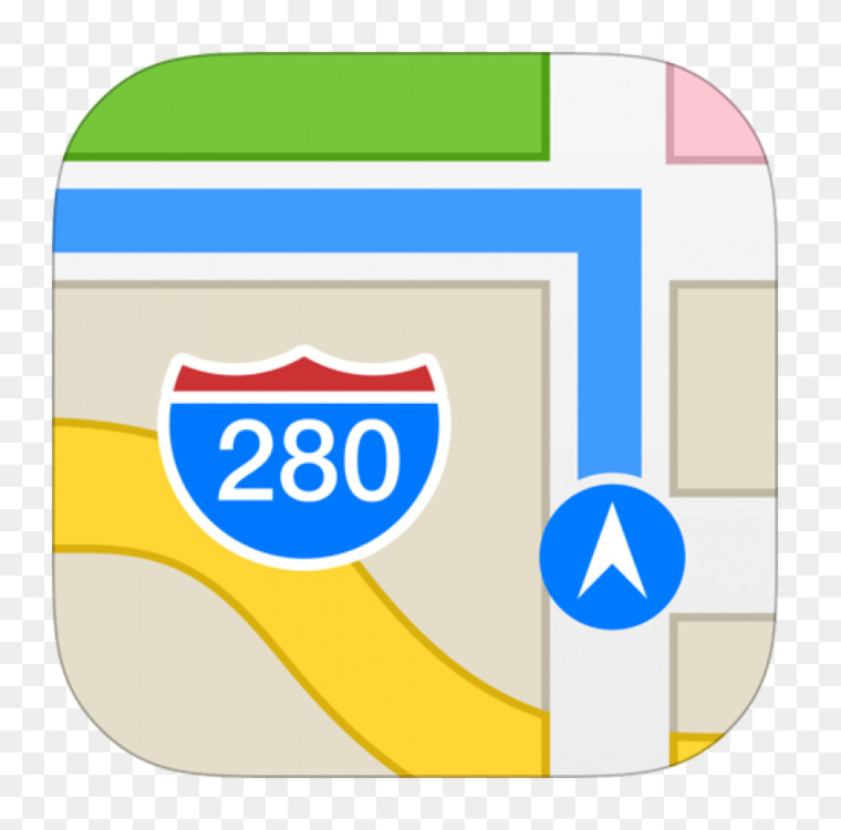 Apple Maps Google Maps iPhone CC0 - Area,Text,Brand CC0 Free Download