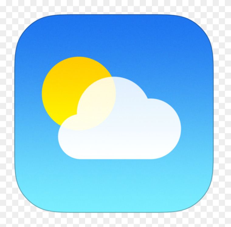 Weather Forecasting Ios 7 Computer Icons Iphone Free Png Image