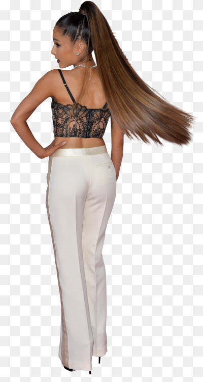 Actor Celebrity The Way Dress Drawing Ariana Grande