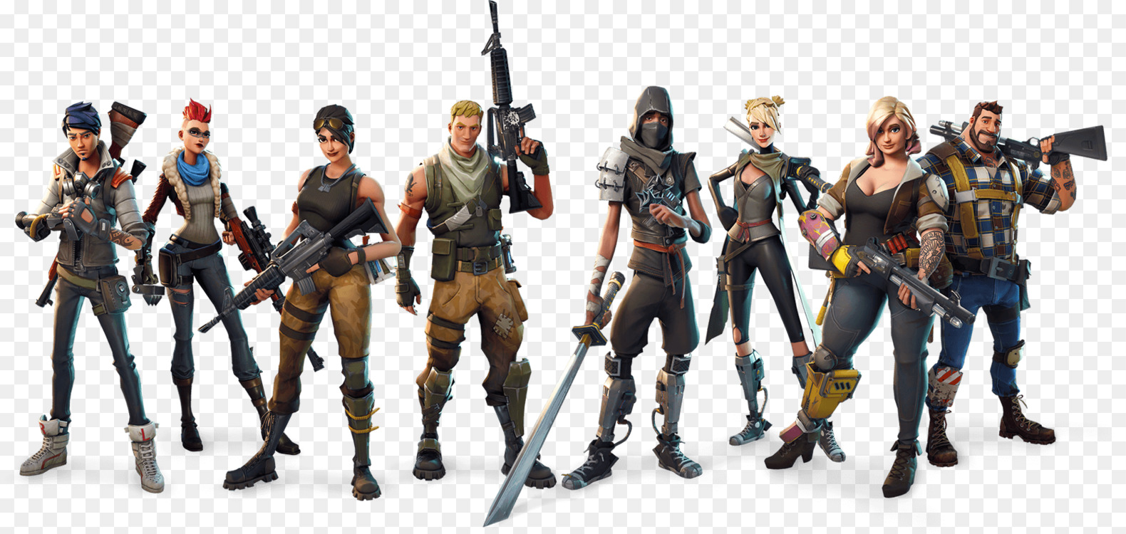 fortnite battle royale video game character sandbox survival - fortnite battle royale png