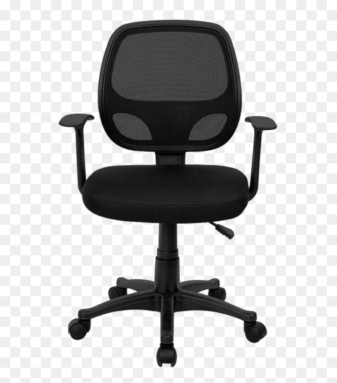 Office Desk Chairs Table Swivel Chair Computer Desk Free Png Image