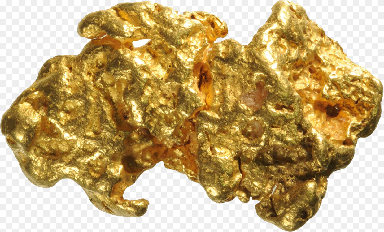 gold nugget gold mining mineral gold rush coins jewelry free png
