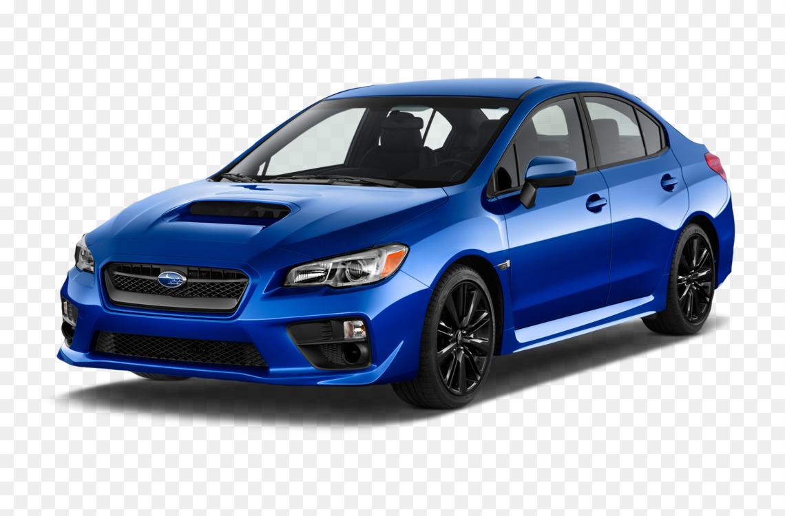 2017 Subaru Wrx Sports Car Impreza Sti