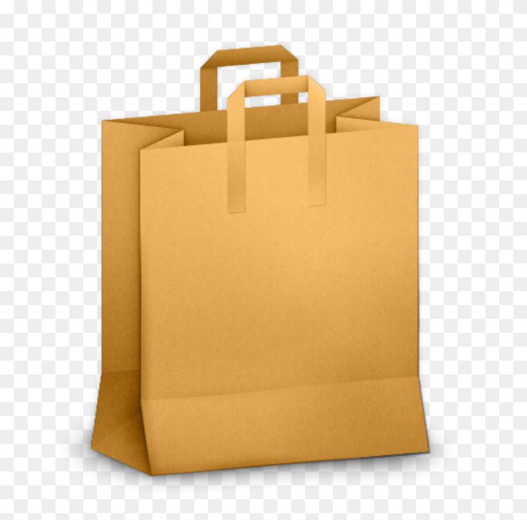 Paper Bag Plastic Bag Shopping Bags Trolleys Free Png Image