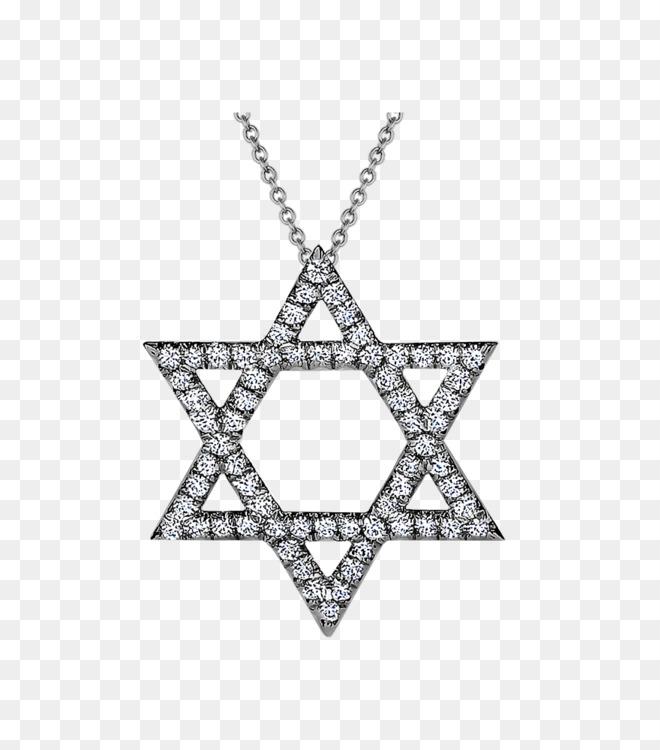 Star Of David Jewish Symbolism Judaism Religion Free Png Image