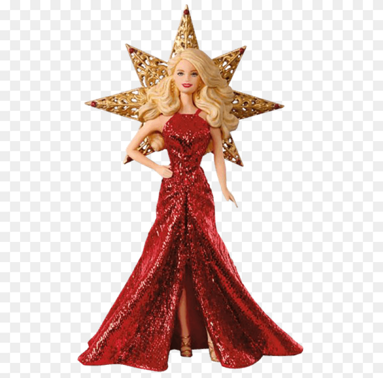 hallmark cards barbie christmas ornament doll hallmark holiday - Hallmark Christmas Commercial