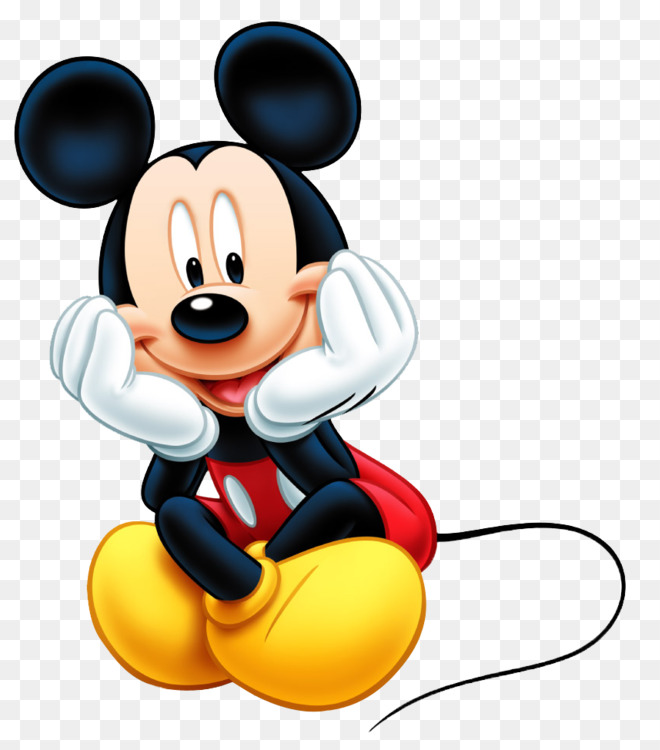Mickey Mouse Minnie Mouse Goofy Donald Duck Pluto Free Png Image
