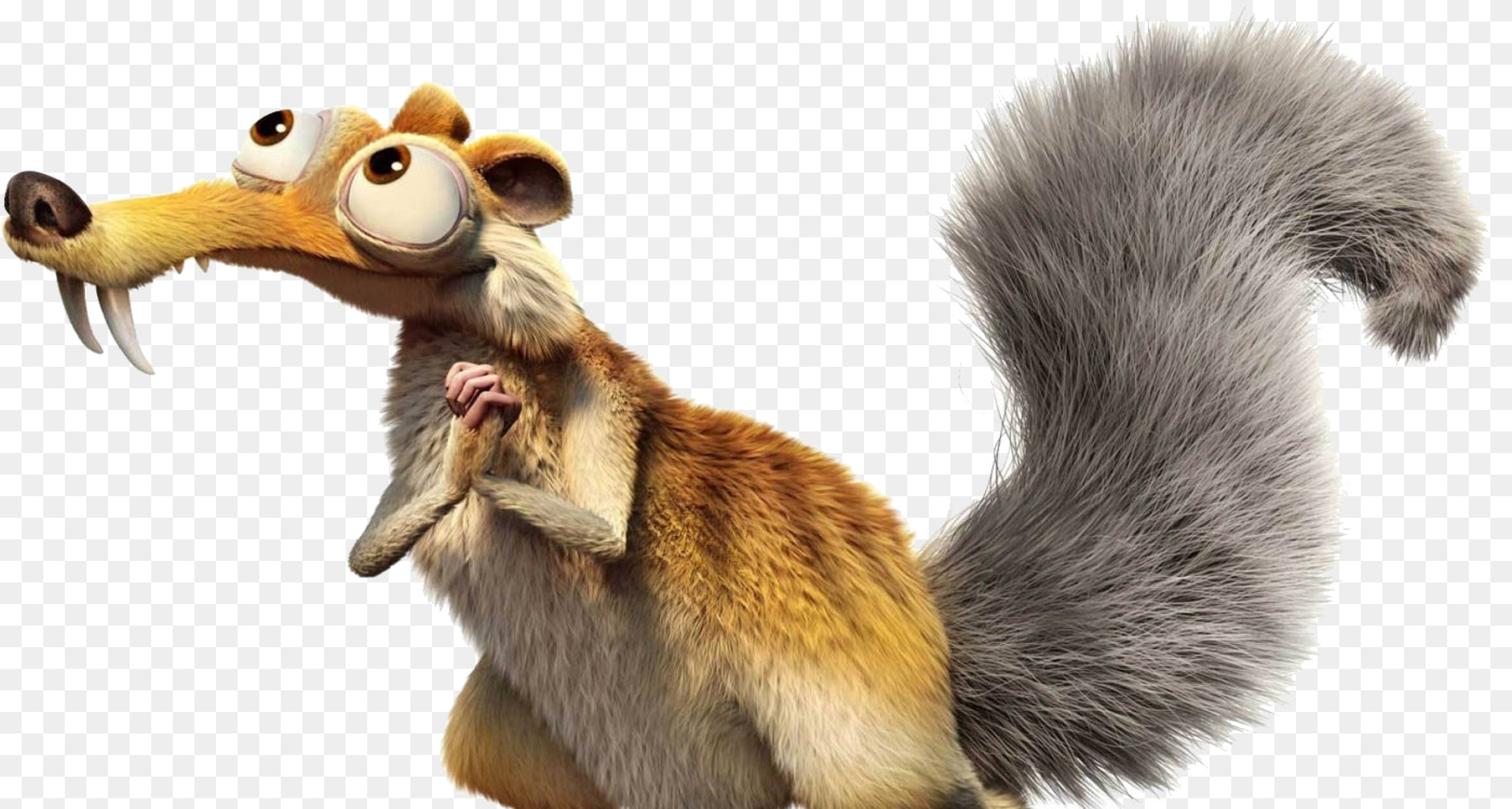 Scrat Sid Ellie Ice Age Character