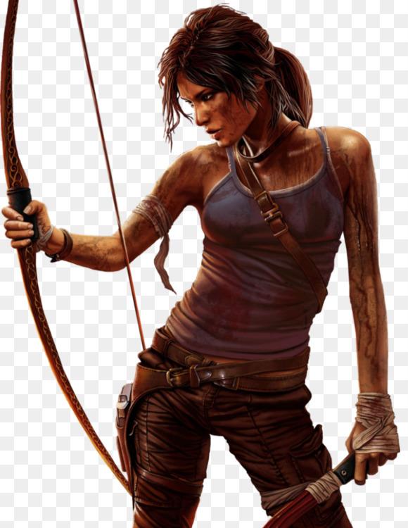 Lara croft tomb raider remarkable