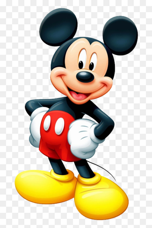 Mickey Mouse Minnie Mouse Drawing Animated Cartoon Free Png Image