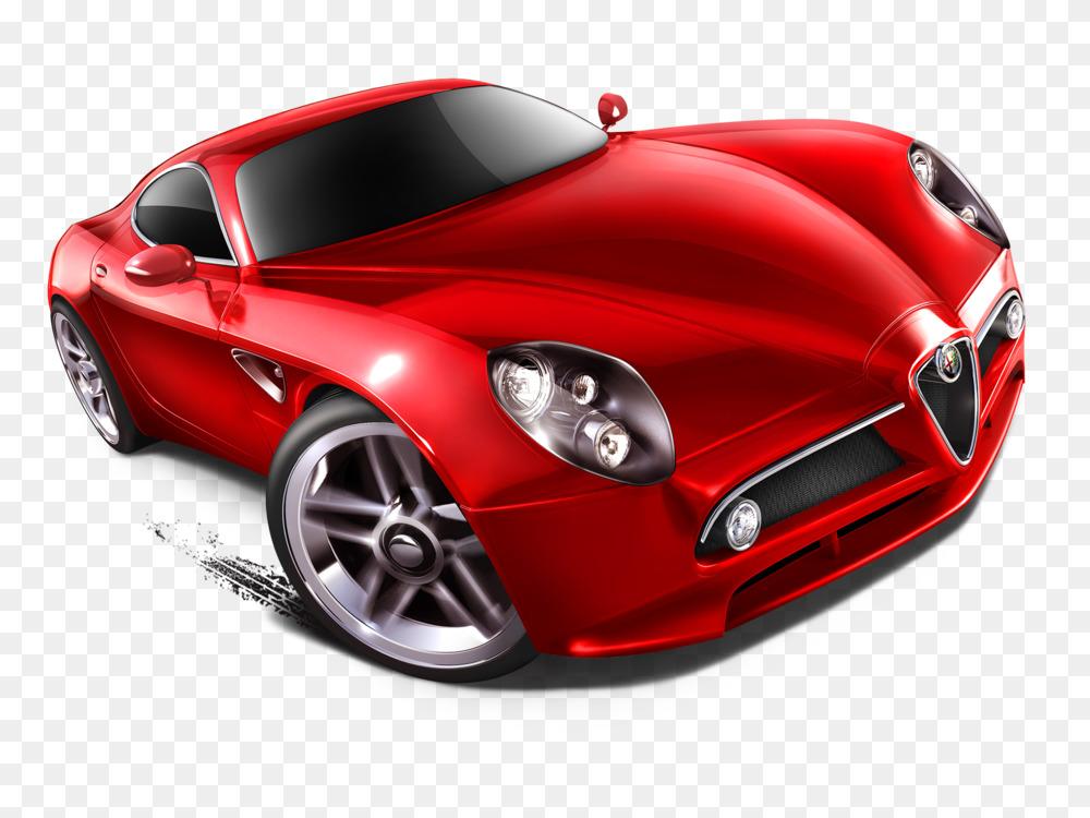 Hotwheels Cars Cliparts: Alfa Romeo 8C Competizione Car Alfa Romeo Romeo Hot Wheels