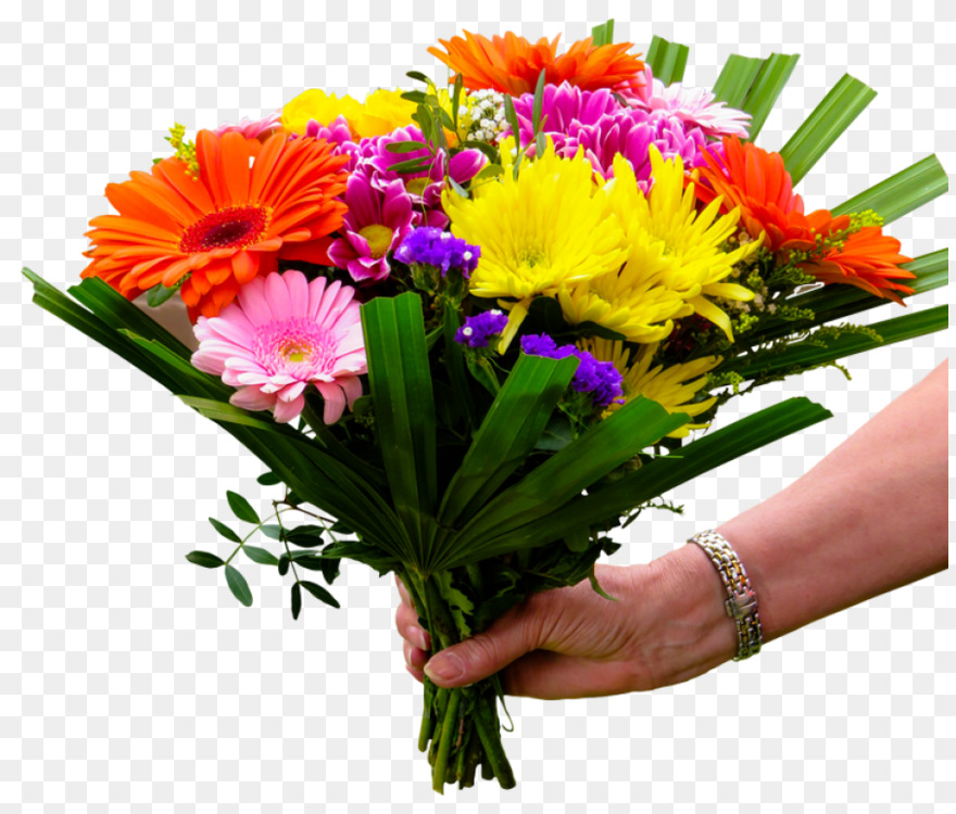 Flower bouquet Rose Wedding Party Free PNG Image - Flower Bouquet ...