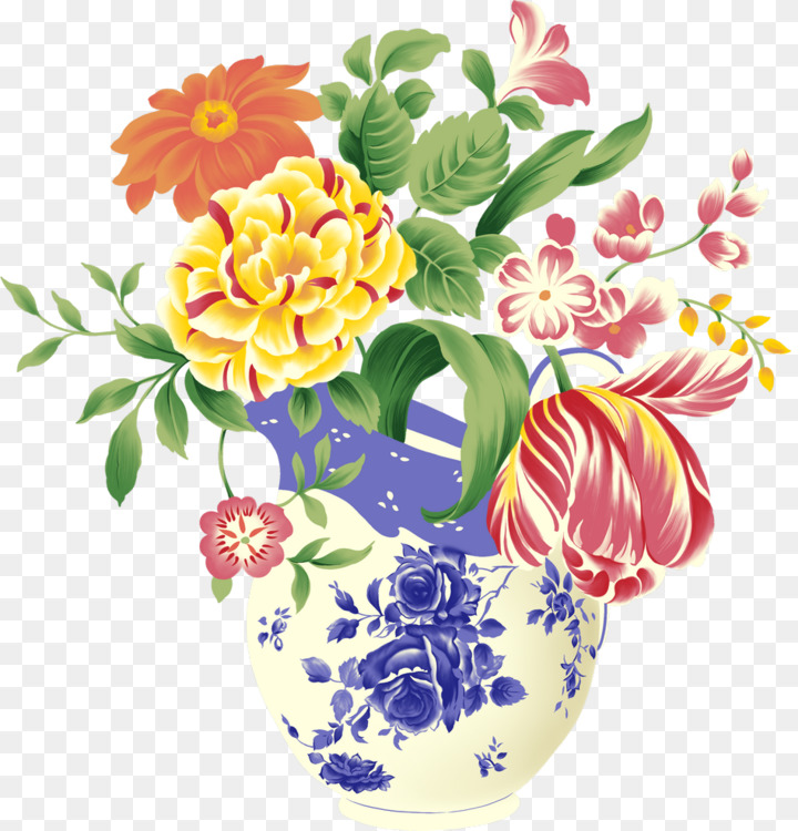 Vase Flower bouquet Floral design