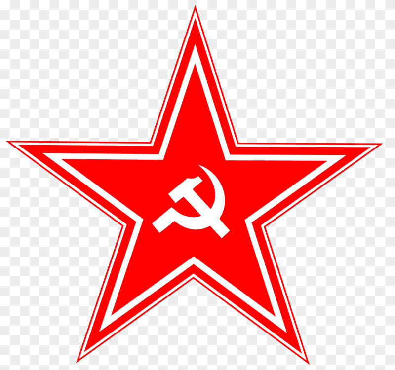 Communist Party Of The Soviet Union Hammer And Sickle Communism