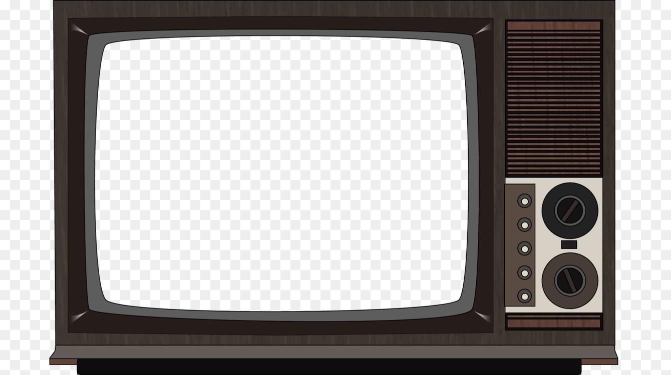 retro television network television set art high definition television