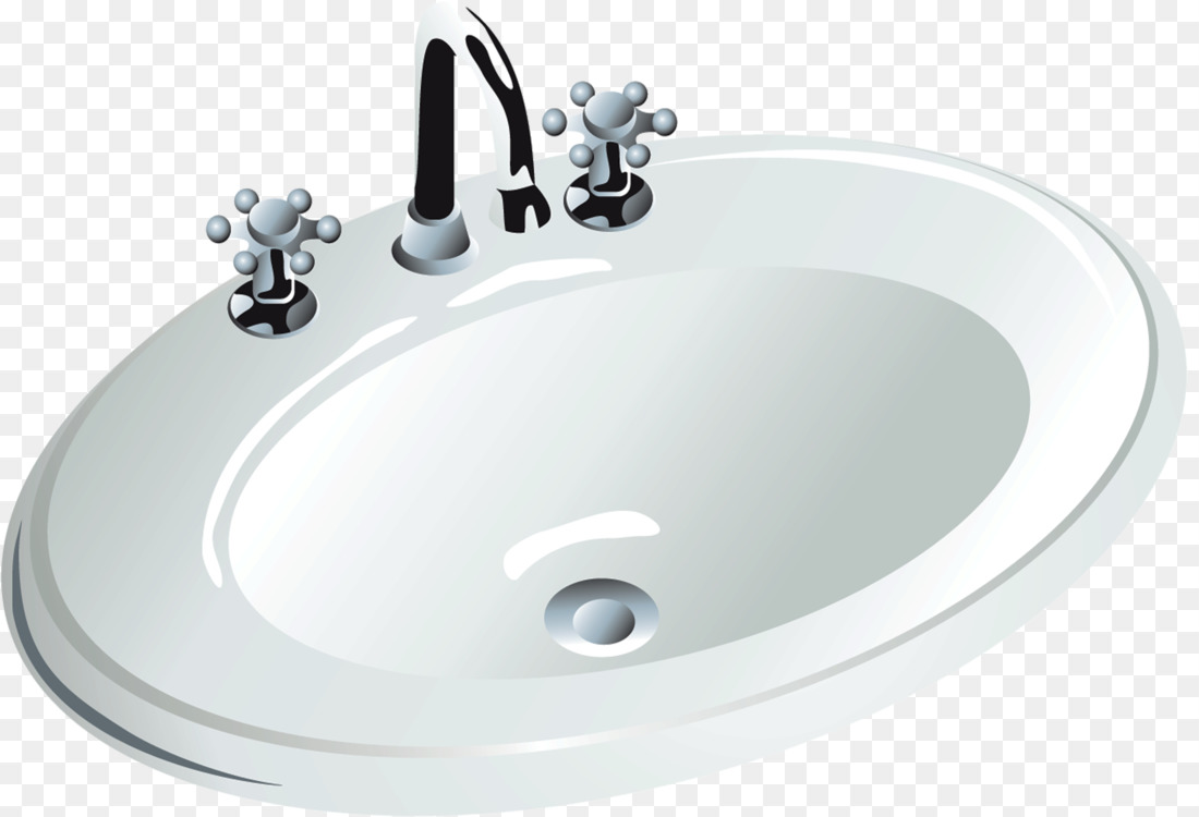 Sink Computer Icons Tap Toilet Jacuzzi Free PNG Image - Sink ...