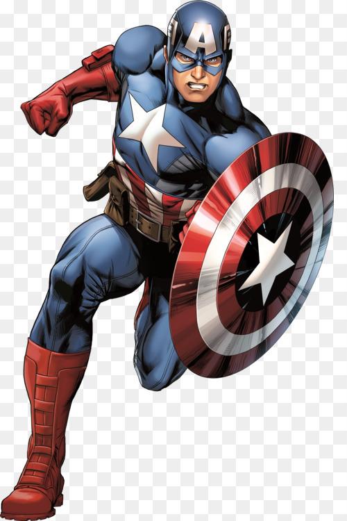 Captain America Spider Man Iron Man Drawing Comics Free Png Image