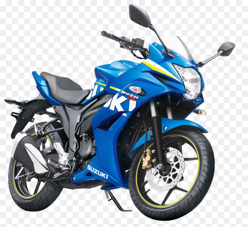 Suzuki Gixxer SF Car Suspension