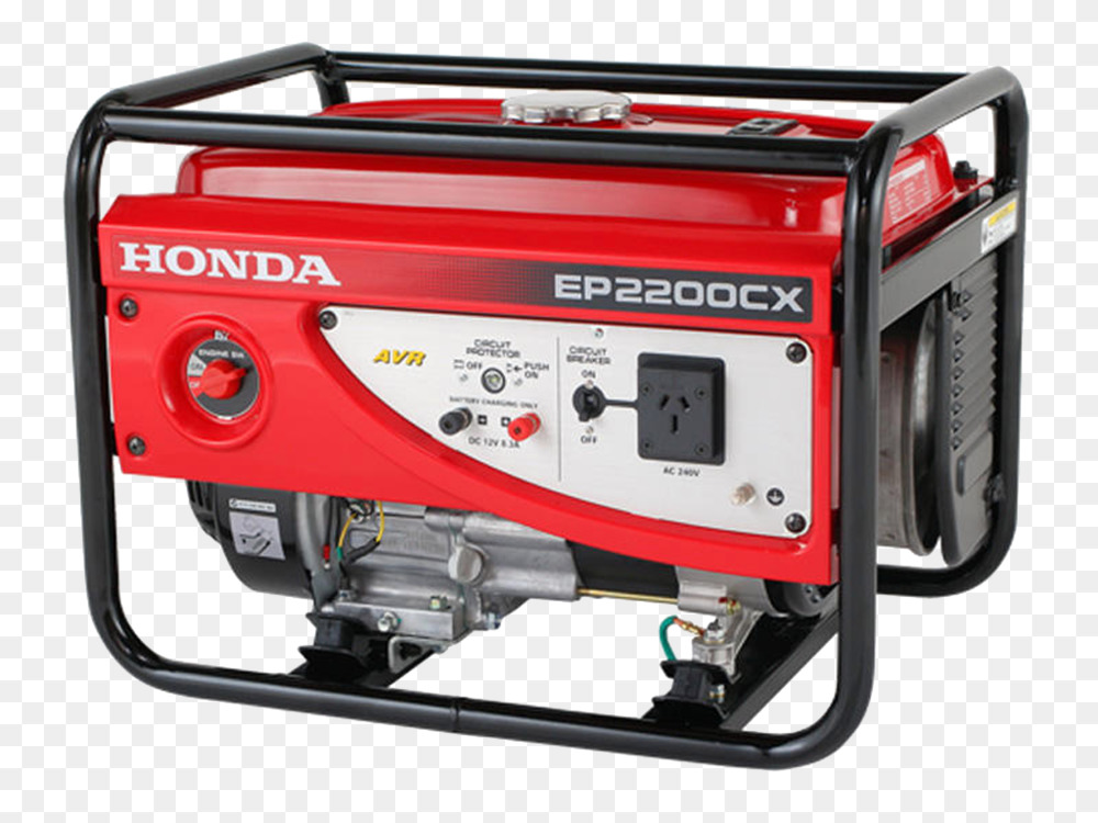 Honda Motor Company Engine Generator Electric Coffey County