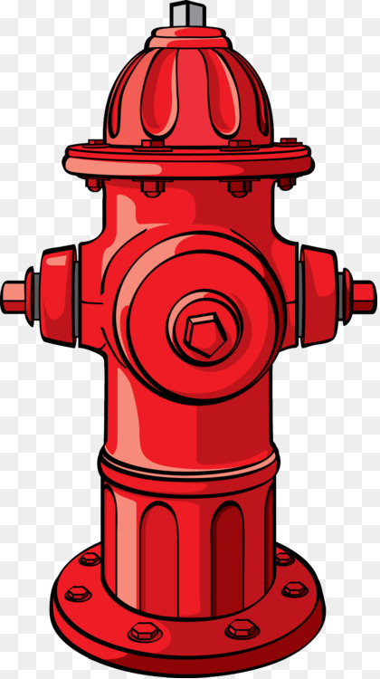 Fire hydrant Firefighter Cartoon Drawing Fire engine CC0 - Fictional