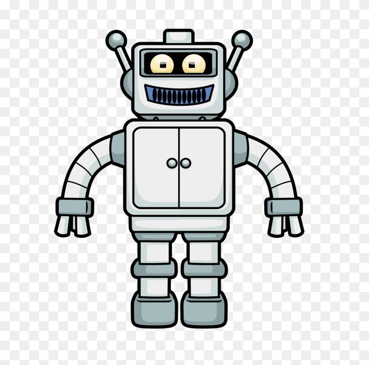 Cartoon Robotics Drawing Wikimedia Commons Free Png Image Cartoon