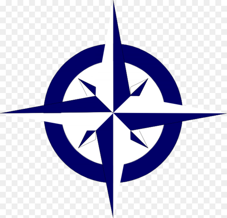 North Symbol Compass Rose Logo Free Png Image Northsymbolcompass