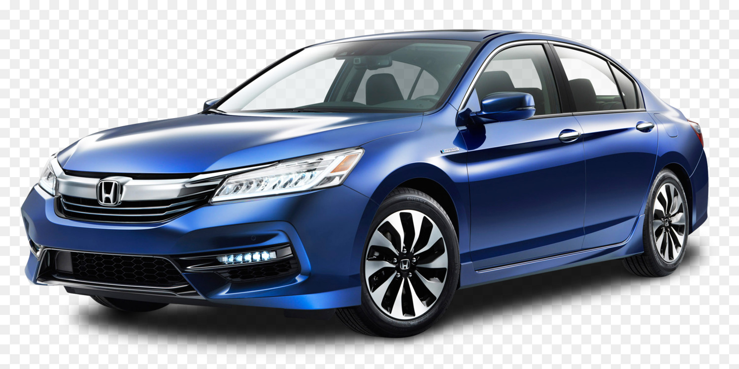 2017 Honda Accord Hybrid Civic Car