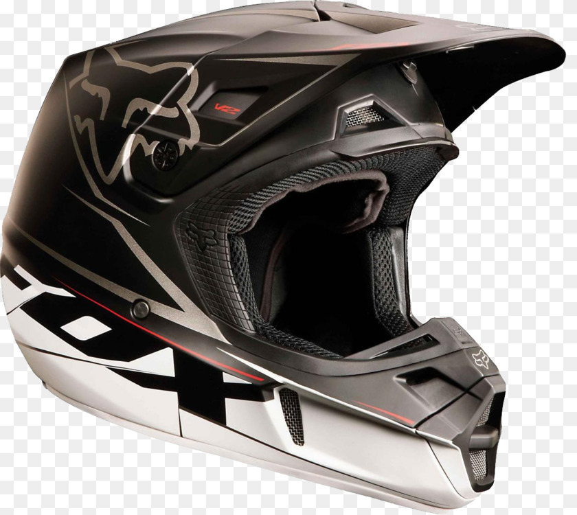 Motorcycle Helmets Motocross Fox Racing Free Png Image Motorcycle