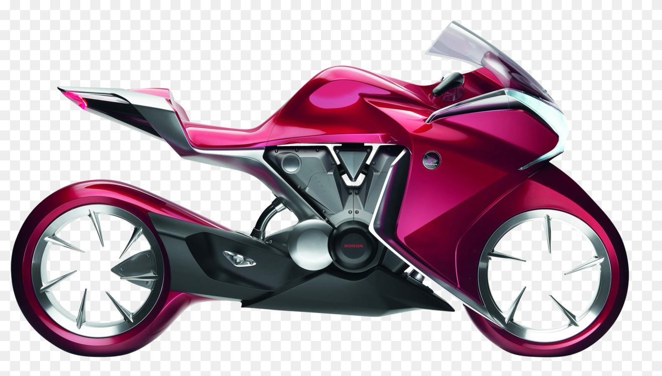 Honda Motor Company Car Motorcycle Sport Bike V4 Engine Free Png
