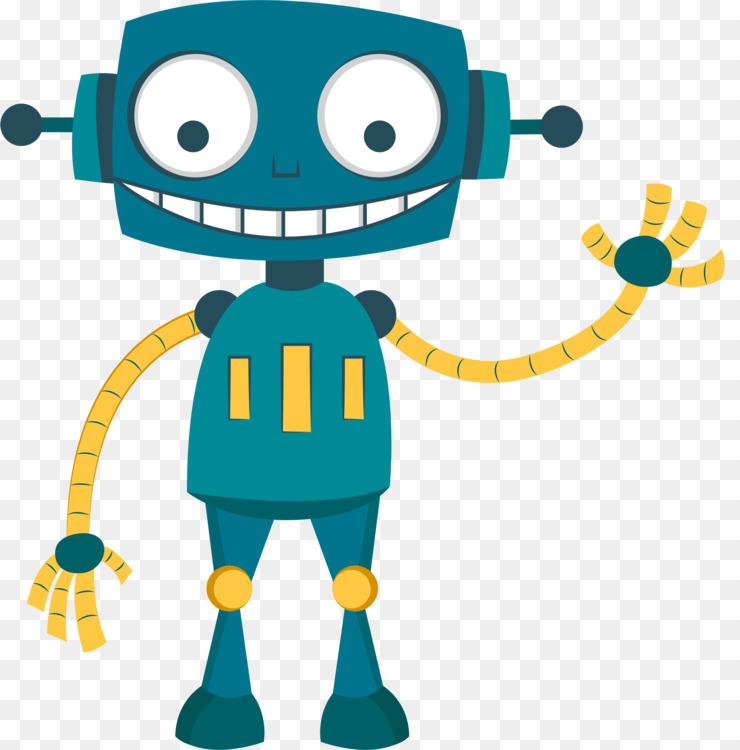Robotics Vector Path Description Cartoon Free Png Image Robot