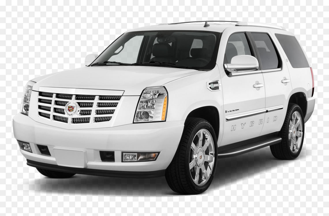 2017 Cadillac Escalade Hybrid Car General Motors
