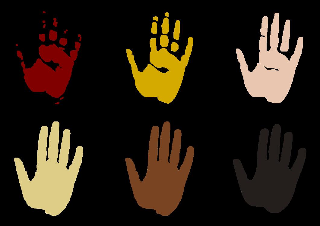 Thumb,Finger,Line